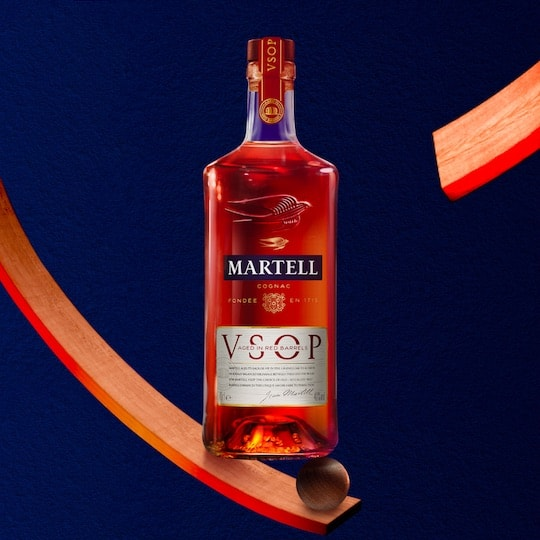Project Martell, for Pernod Ricard